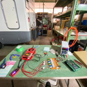 リチウムに換装するお客様用のBMSが届いたので事前チェック&初期設定
