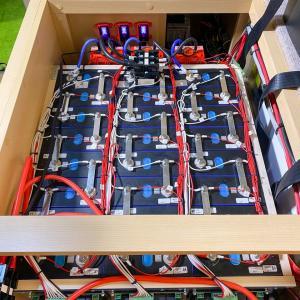 リチウムイオンサブバッテリーでどれくらいエアコン使えるかな?テストしてみましたー