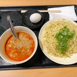 刈谷PAで食べたつけ麺が旨かった!『ラーメン横綱』の「冷やし坦々つけ麺」