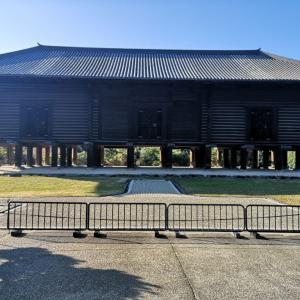 奈良・京都へ年末に行く