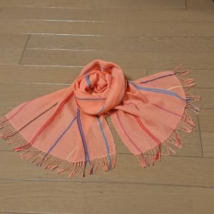 平織+綾織のまふらーの続き4