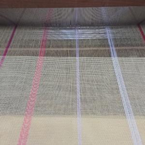 平織+綾織のまふらーだけどの続き3