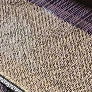 Interlocking twill