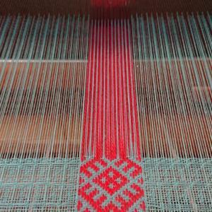 ベルト織+ワッフル織