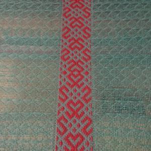 ベルト織+ワッフル織の続き2