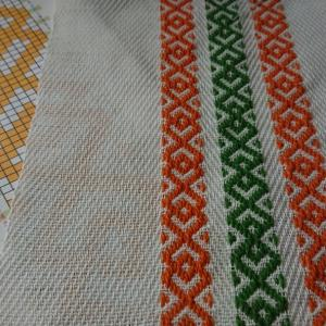 ベルト織+綾織の続き2