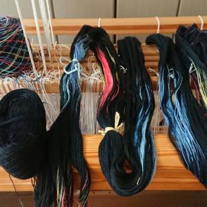 3種類の糸で
