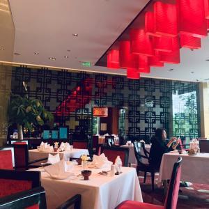 ガッツリ中華ランチ⭐️桂花楼淮扬中餐厅シャングリラ