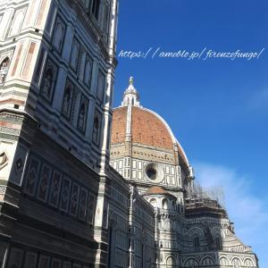 フィレンツェ歴史地区へ