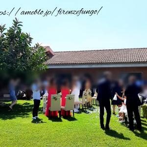 友達の結婚式2