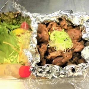かぶらやの鶏・鴨・軍鶏オードブル5,000円、砂肝のバターソテー700円、