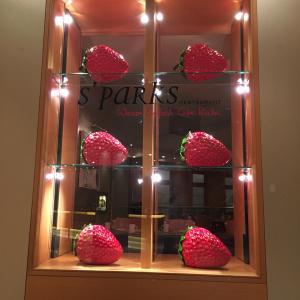 ウィーン旅行56 ヒルトン S'parks Restaurant Hilton Hotel