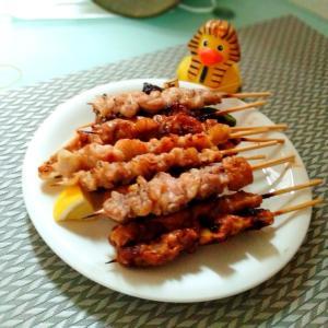 焼き鳥 かめにい テイクアウト ズリ せせり 野菜串 武庫之荘 安くて美味い