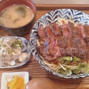 お好み焼き 小町 武庫之荘 お得ランチ はらみ丼 お好み焼き定食 リーズナブル