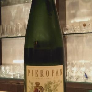 北新地 メランジュ ワインバー グラタンバー ピエロパン 白ワイン スティルワイン