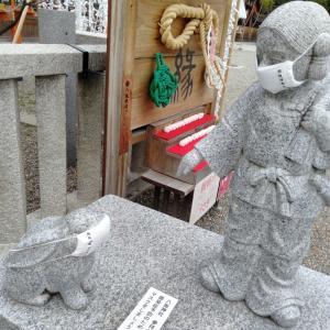 八坂神社 京都旅行 パワースポット 茅の輪 祇園さん 大国主命 因幡の白兎 重要文化財 参拝鈴