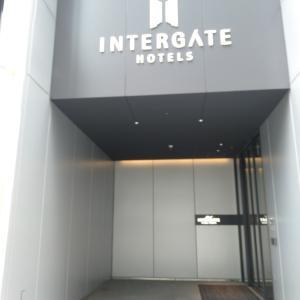 ホテルインターゲート大阪 梅田 ニューオープン 2021年4月 ホテル宿泊記 大阪 おこもり