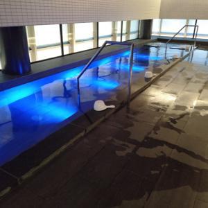大浴場 アメニティ ホテルインターゲート大阪②ホテル施設 アメニティバイキング スパ ジム