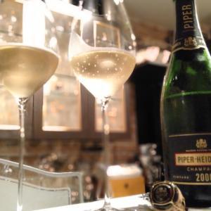 MELANGE 北新地 ワインバー グラタンバー Champagne