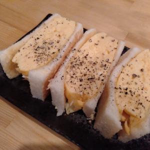 鷺洲 パープル 大阪福島 スタンディング 椅子あり 居酒屋 厚焼き卵サンド とうもろこし天ぷら