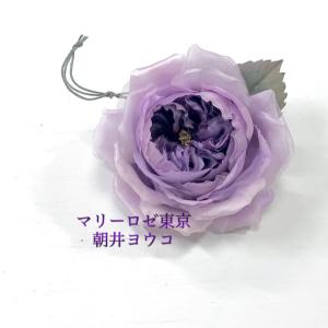 シルクの薔薇