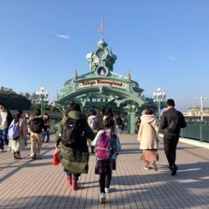 【《東京ディズニーランド》に行ってきました】