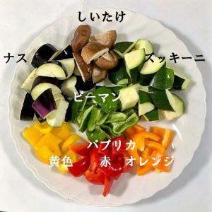 【お買い物のはしご ★ 夏野菜で『揚げびたし』 〆は『そうめん』】