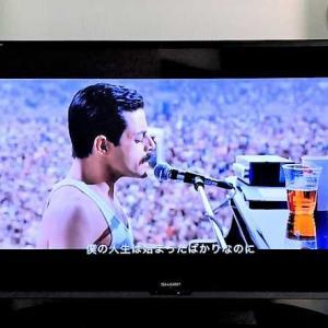 【[Amazon プライム・ビデオ]で映画三昧 ★ 「Chromecast(クロームキャスト)」でテレビに映して ちょっと早めに家飲み メインは『馬刺し』】