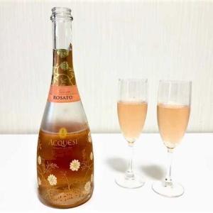 """【今日はバレンタインデー ★ 大好きな「スパークリングワイン」で""""カンパ~~~イ!"""" ★  デザートは『フォンダンショコラ』】"""