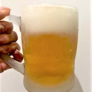 【ジョッキに『ビール』を入れて🍺o(*>∀< )クゥーッ!! ★今日の夕食は『う巻き』以外は火を使わないメニュー ★〆は『うな丼』】