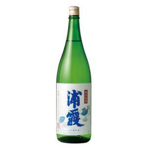 浦霞 うらかすみ 純米 夏酒 1.8L 宮城 佐浦