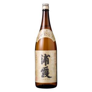 浦霞 うらかすみ 特別純米酒 ひやおろし 1.8L 宮城 佐浦
