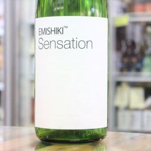 笑四季 えみしき Sensation White  滋賀 笑四季酒造