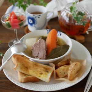 野菜とお肉の旨みを堪能!塩ポトフ