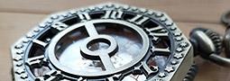ポケモンの八角形懐中時計の電池交換方法