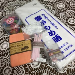 インフルエンザの予防接種とマスクの材料