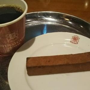 【チョコ好きさんにおすすめしたい アンティコカフェ アルアビスのチョコラータ】