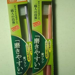 【最近のお気に入り 職人の技術がつまっている「磨きやすい歯ブラシ」】