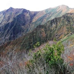 天神平~谷川岳(1963m)  2019年 10/27(日)