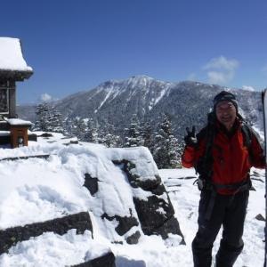 菅平高原・根子岳(2207m) <山スキー> 2020年  3/15(日)