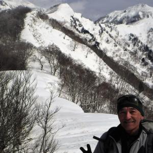 玉原高原・鹿俣山(1637m)  2019年 3/23(土)