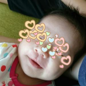 【0m22d】魔の?!3週目と新生児微笑
