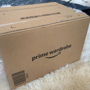 Amazonプライム ワードローブは簡単&便利なサービス