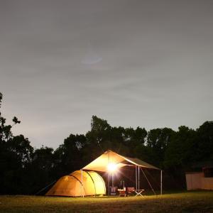 大阪旅行4日目 キャンプ