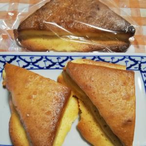 一度食べたらハマる~三角チーズパン(サンチー)