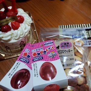 お誕生日のお祝いしましたU*^ ^*)
