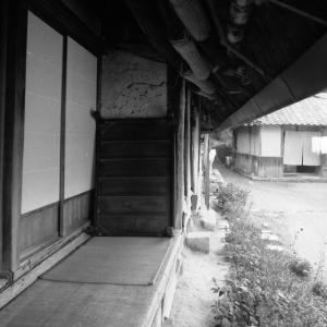 愛媛県 昭和の真鍋家住宅 縁側