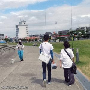浦島太郎・花子の帰り道