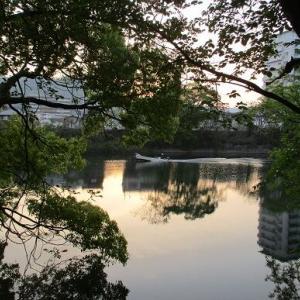 早朝の散歩 5月2日