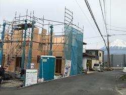 順調に建築中  #富士市 今泉 の新築一戸建て!